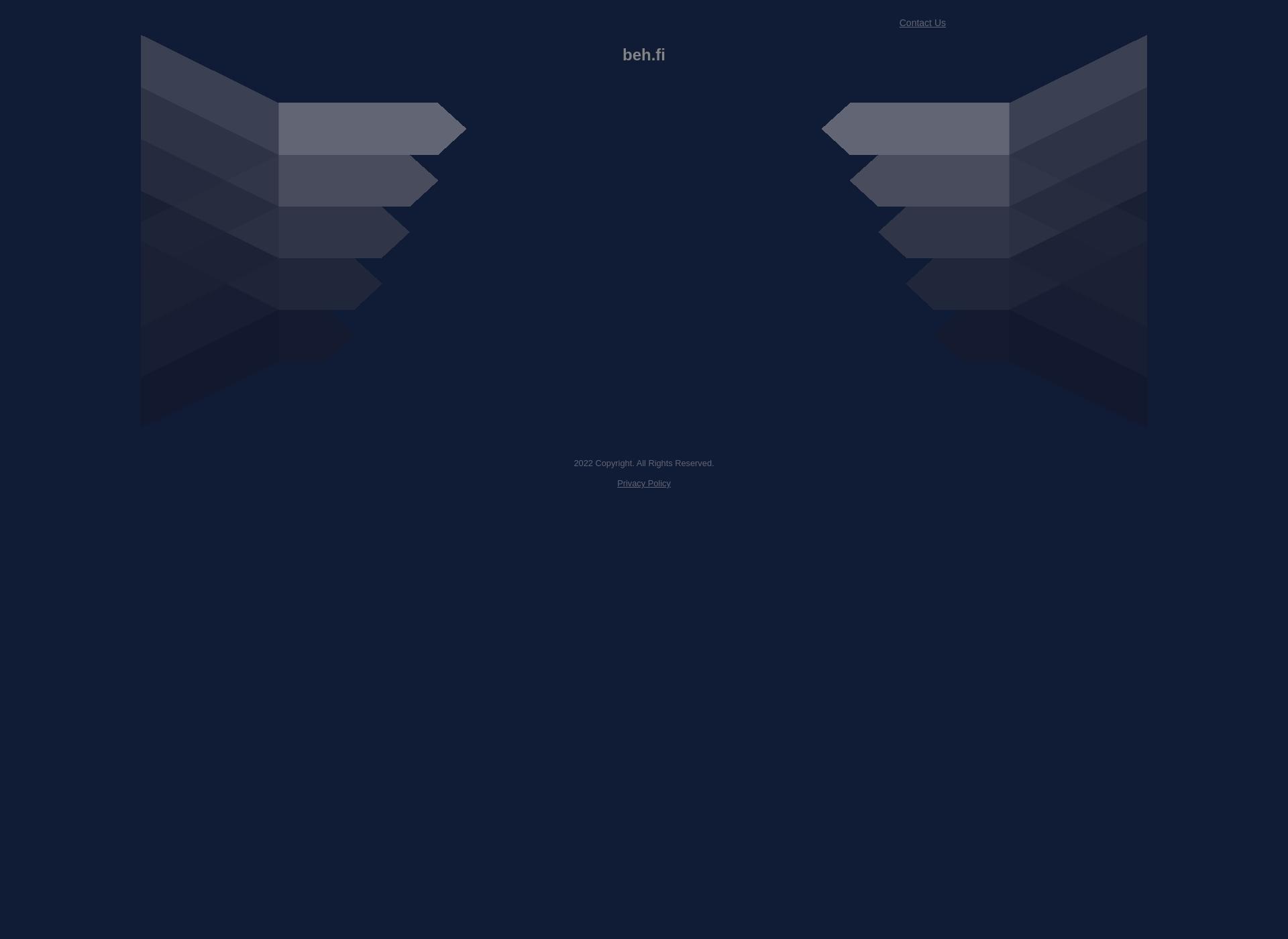 Screenshot for beh.fi