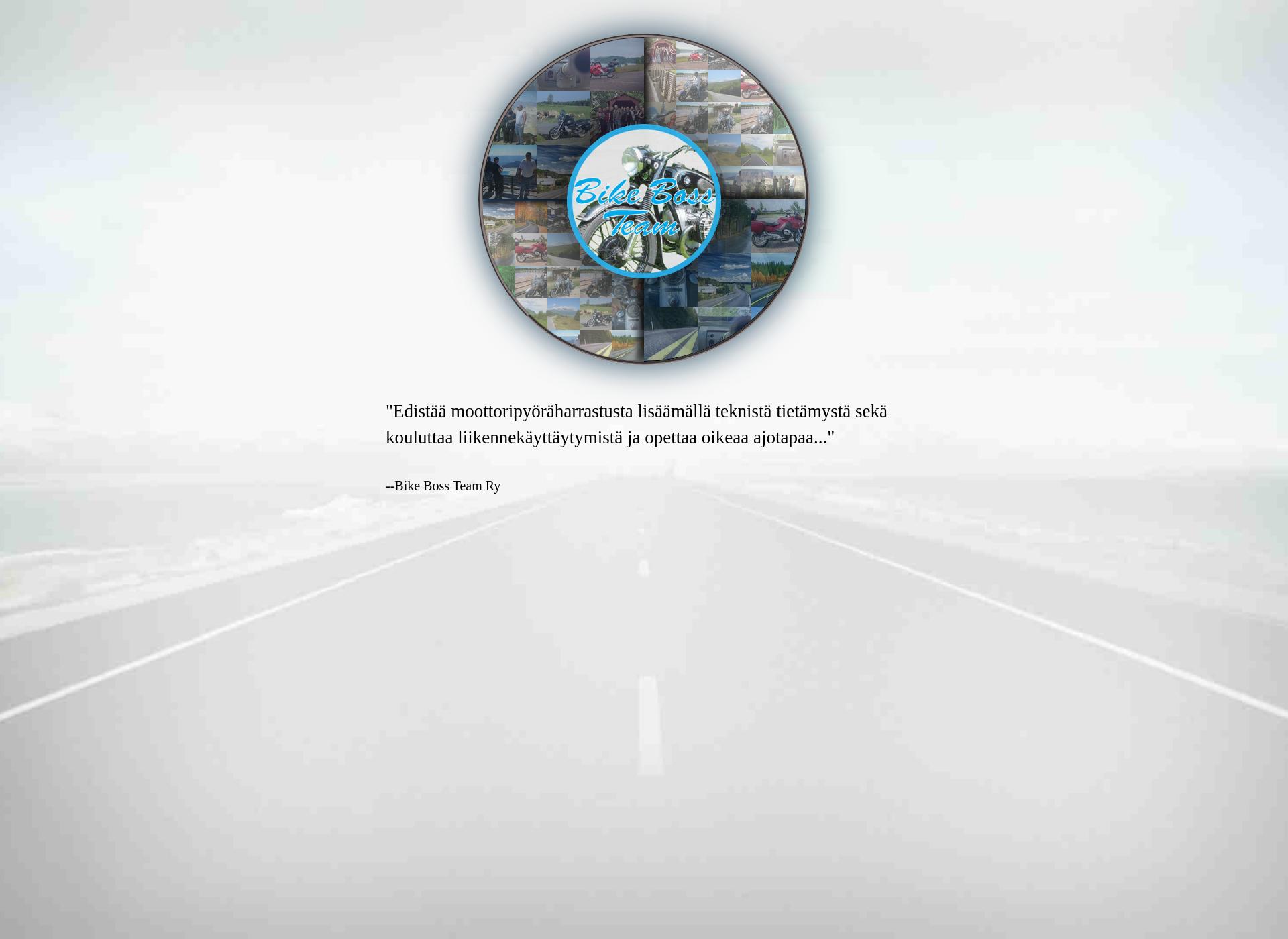 Screenshot for bikebossteam.fi