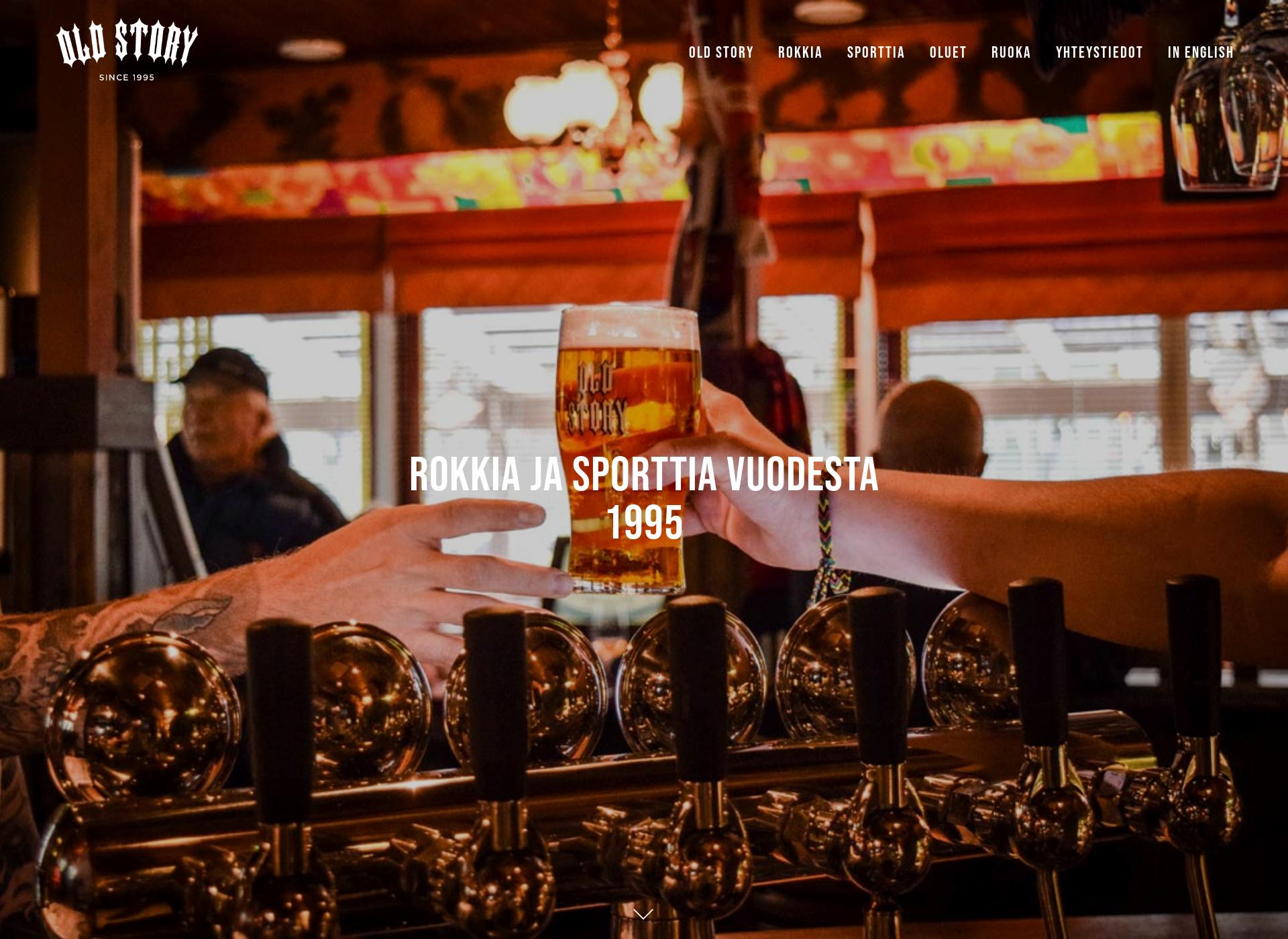 Screenshot for clublady.fi
