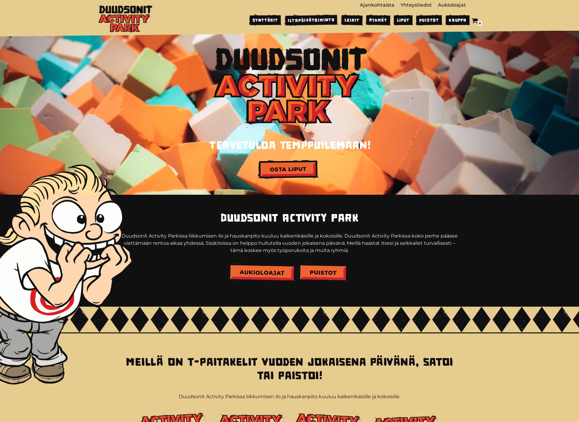 Screenshot for dap.fi