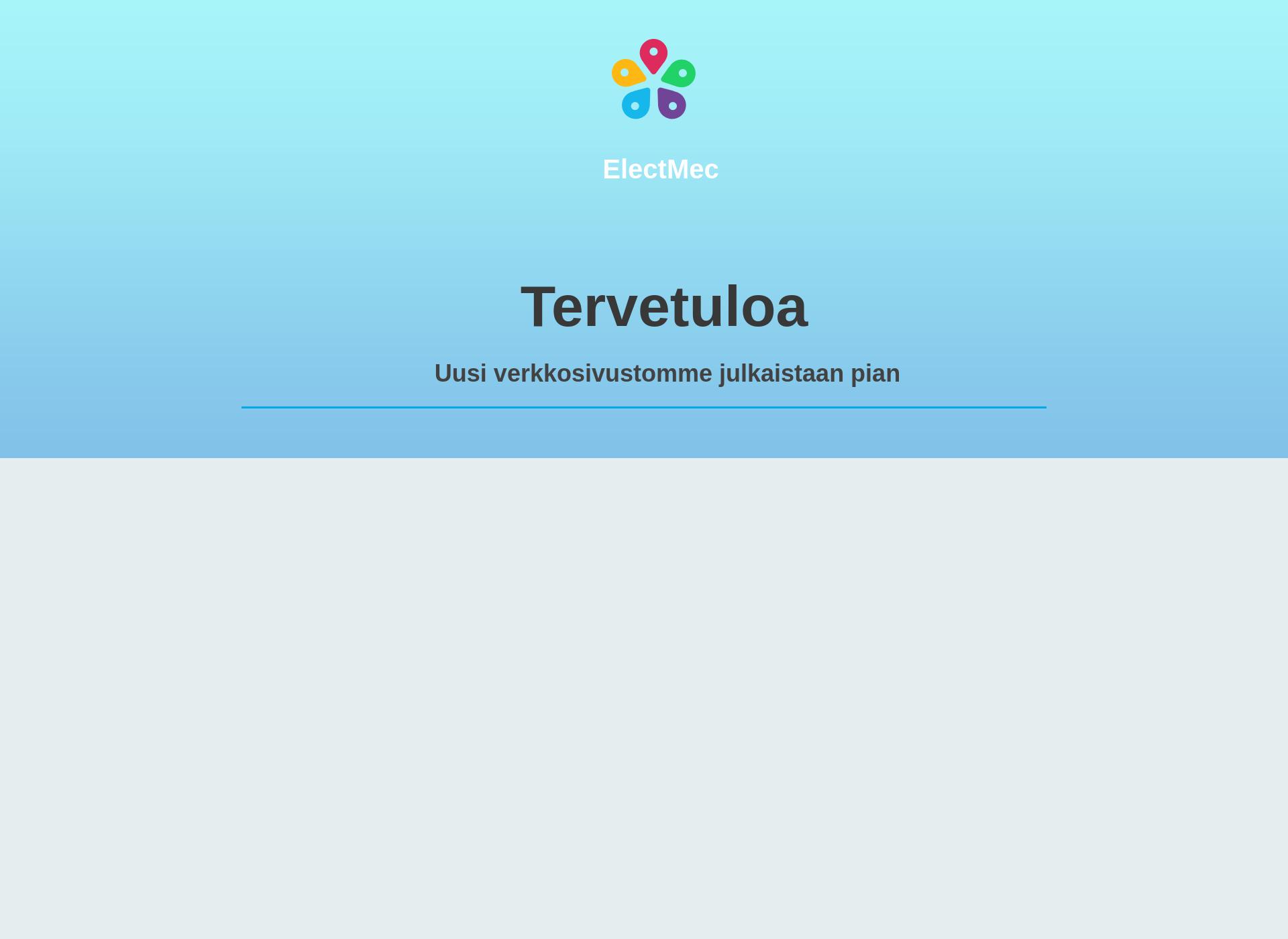 Screenshot for electmec.fi