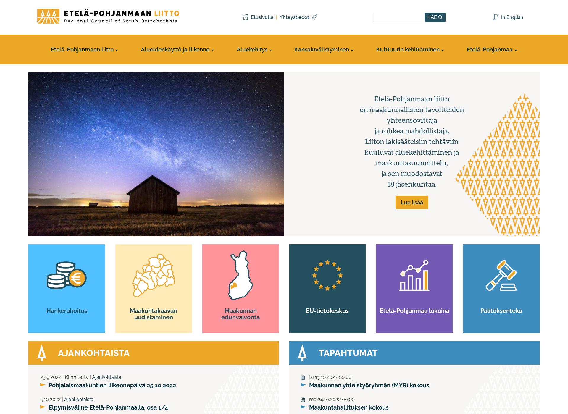 Screenshot for epliitto.fi