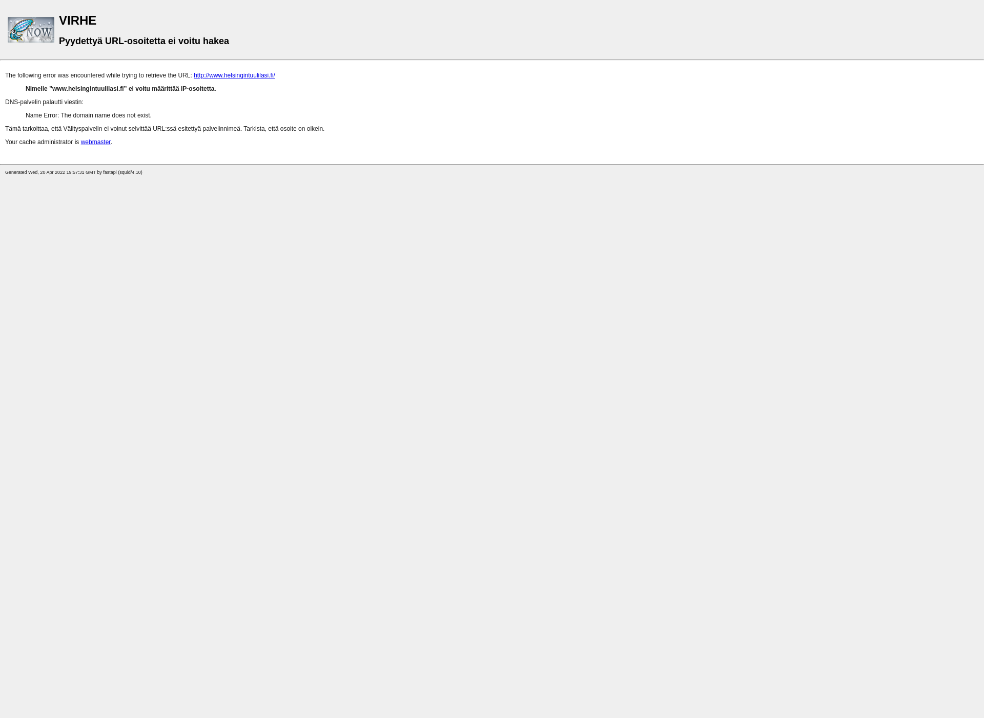 Screenshot for helsingintuulilasi.fi