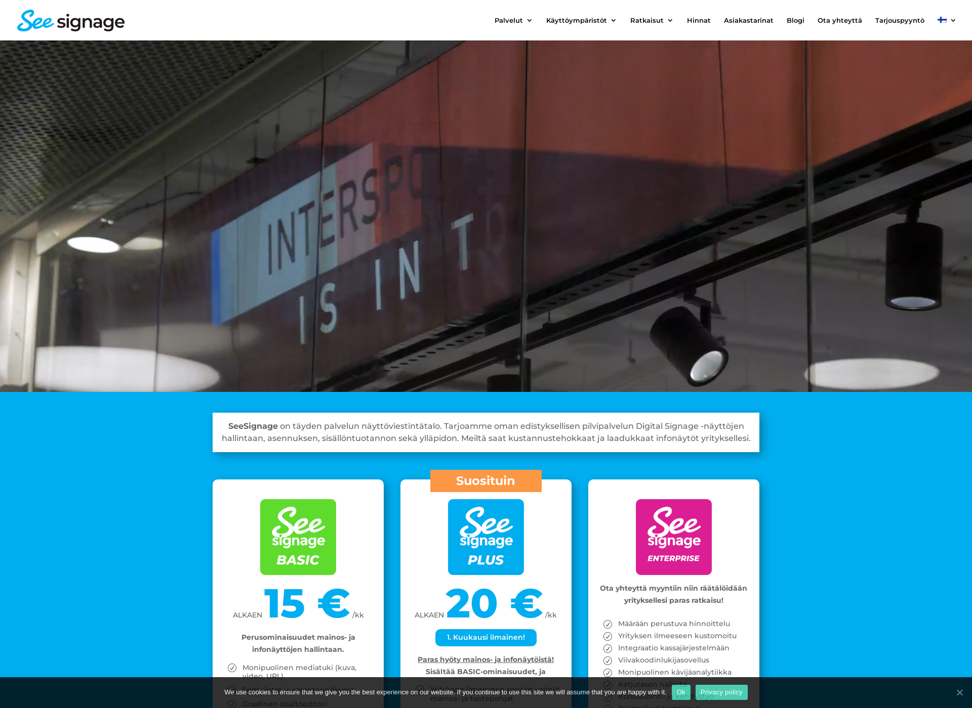 Screenshot for ideamarket.fi