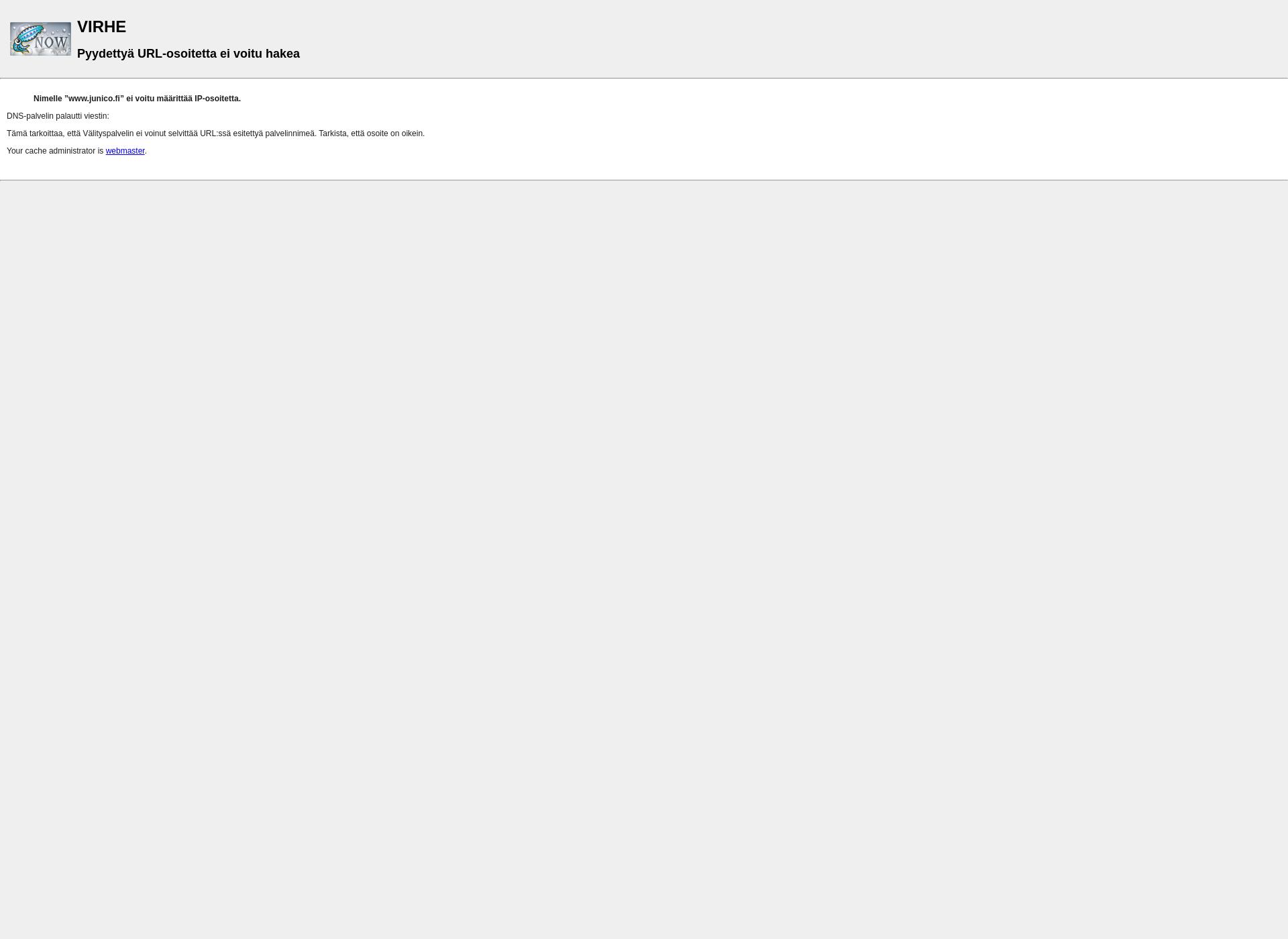 Screenshot for junico.fi