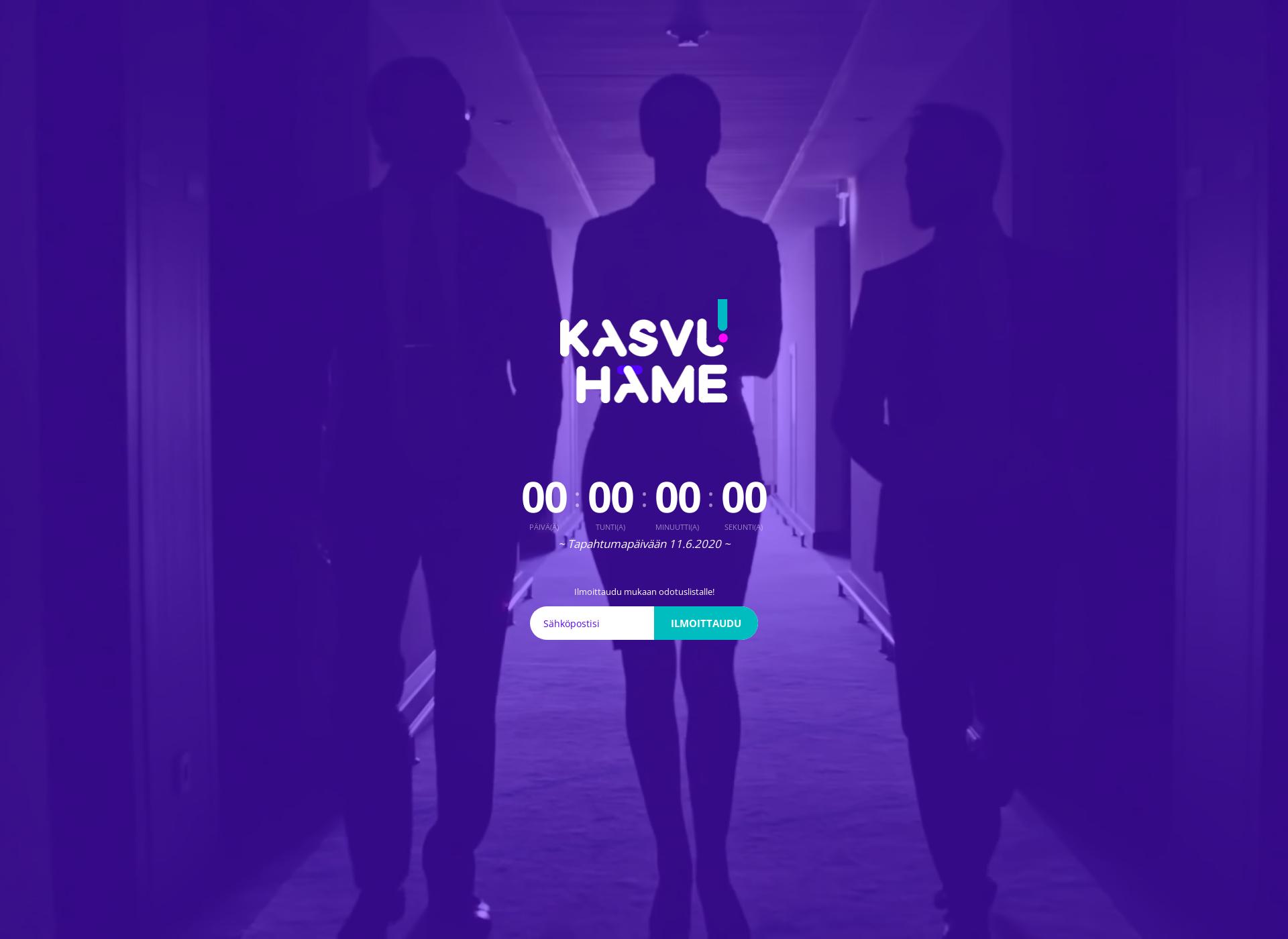 Screenshot for kasvuhame.fi