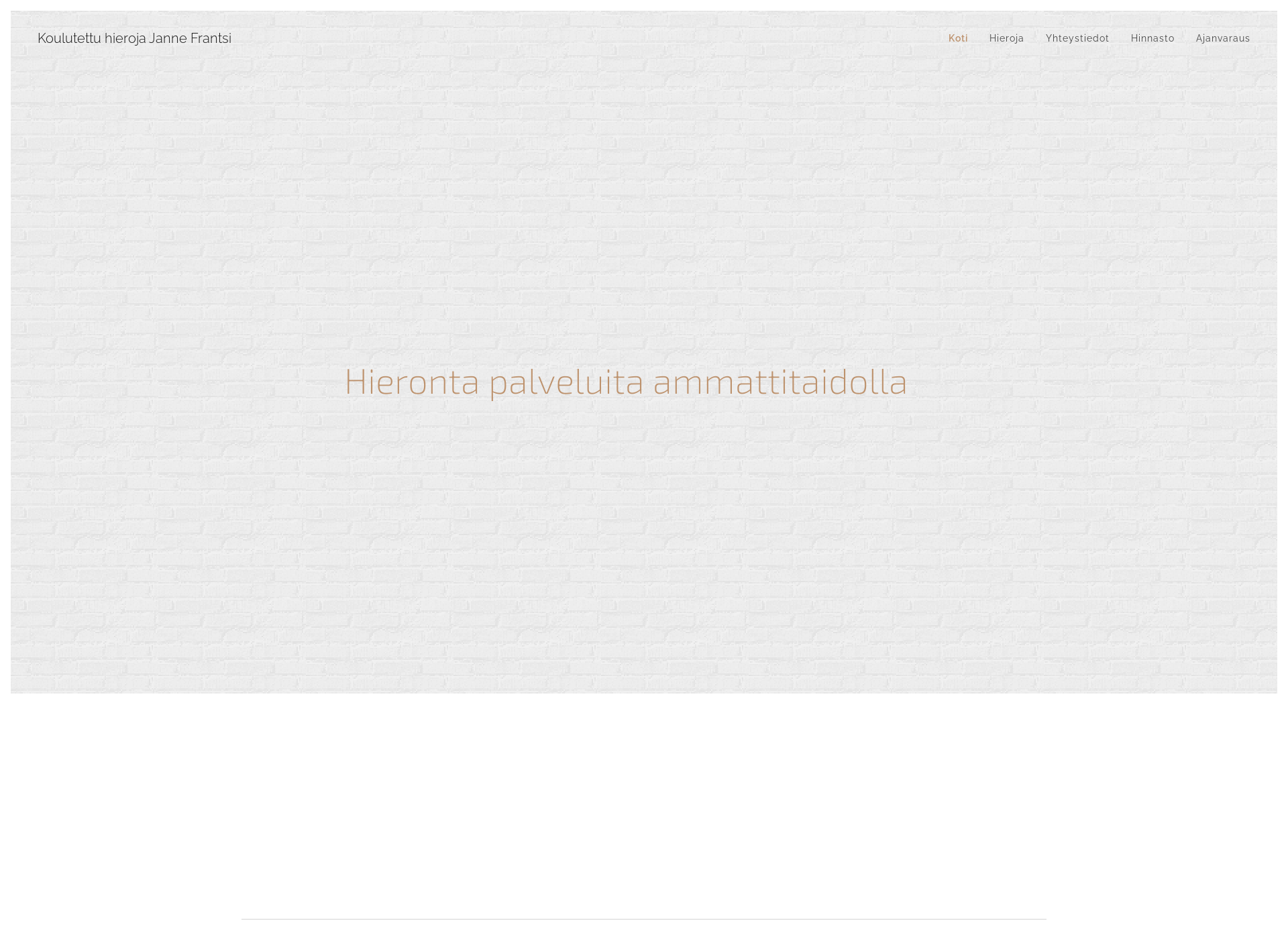 Screenshot for kehoasi.fi