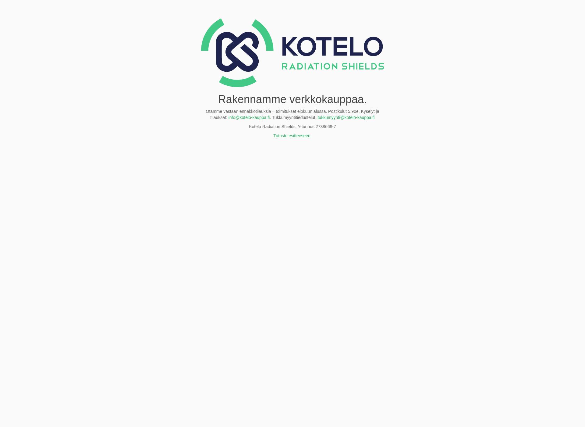 Screenshot for kotelo-kauppa.fi