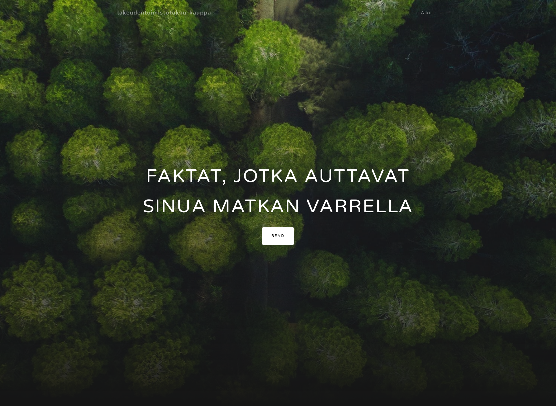 Screenshot for lakeudentoimistotukku-kauppa.fi