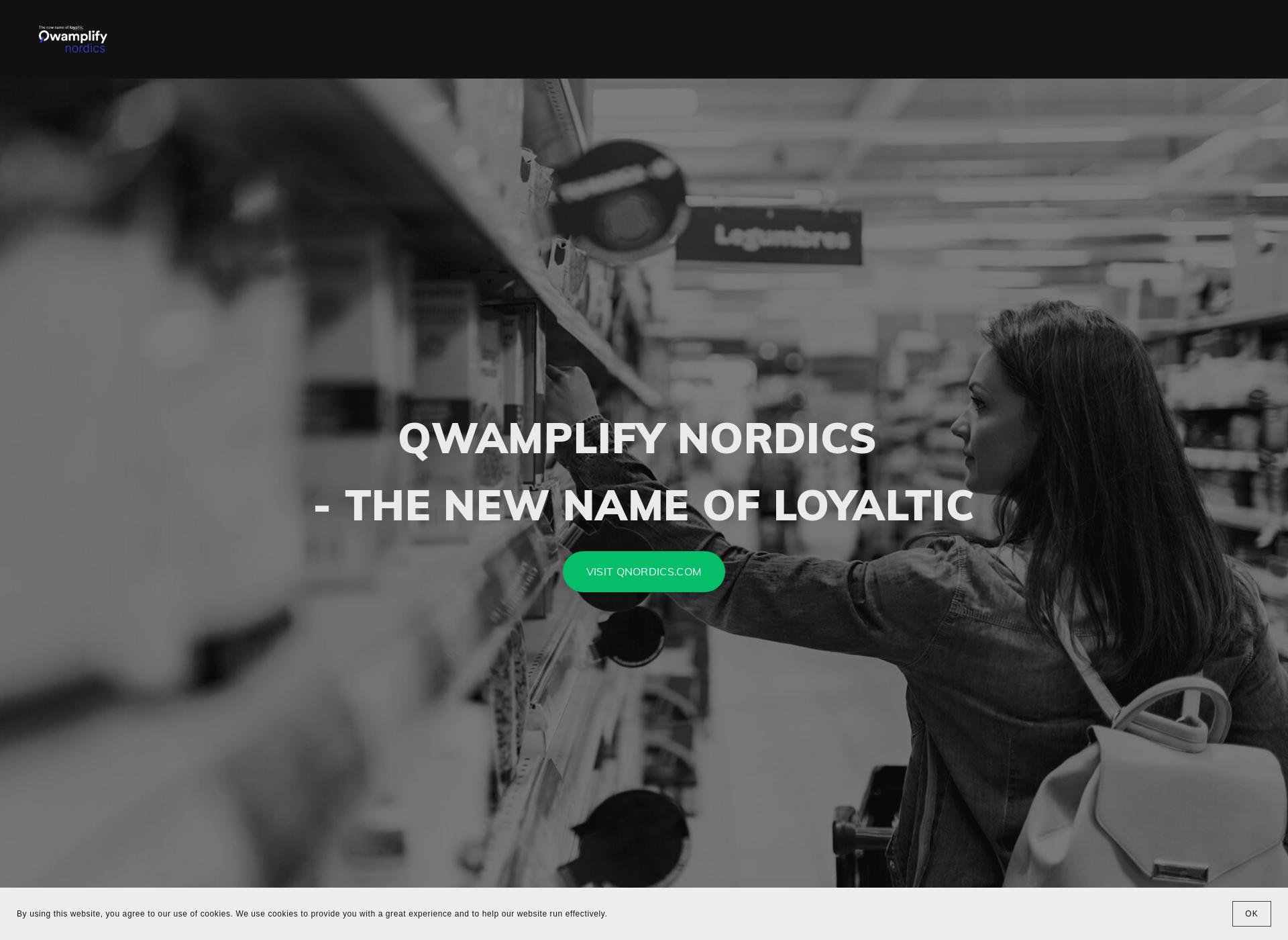 Screenshot for loyaltic.com