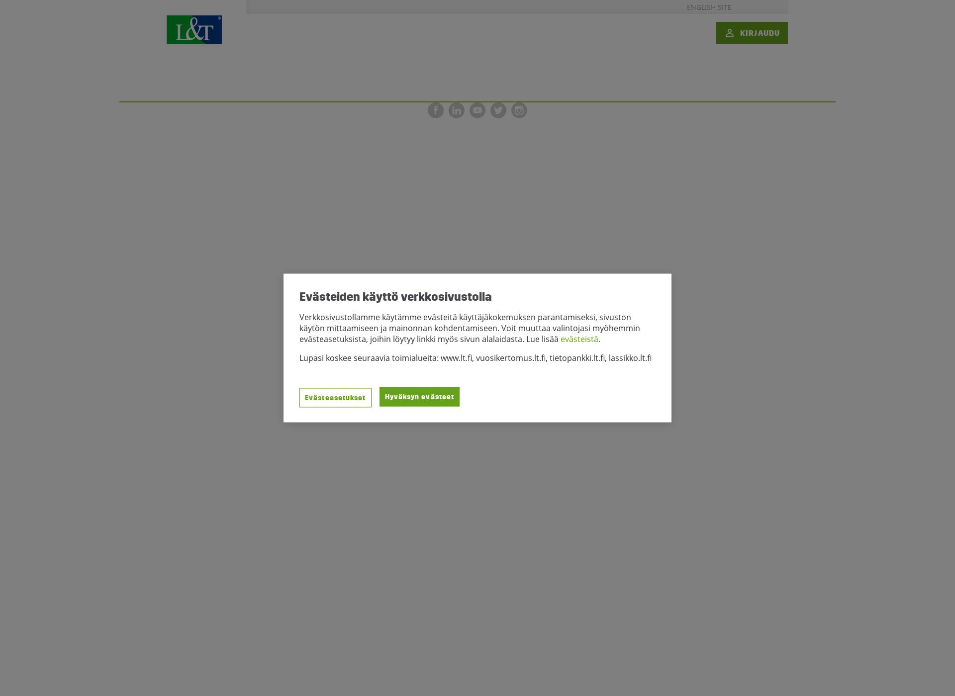 Screenshot for lt.fi