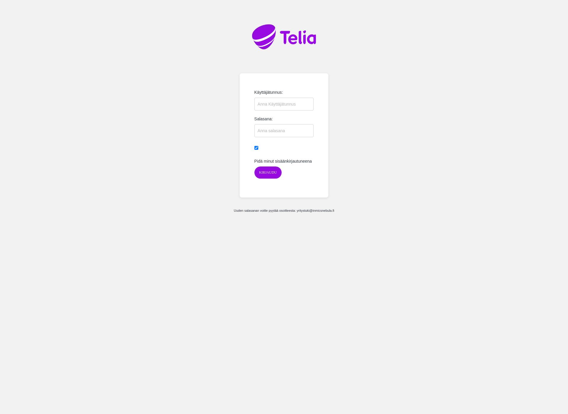Screenshot for lvivallo.fi