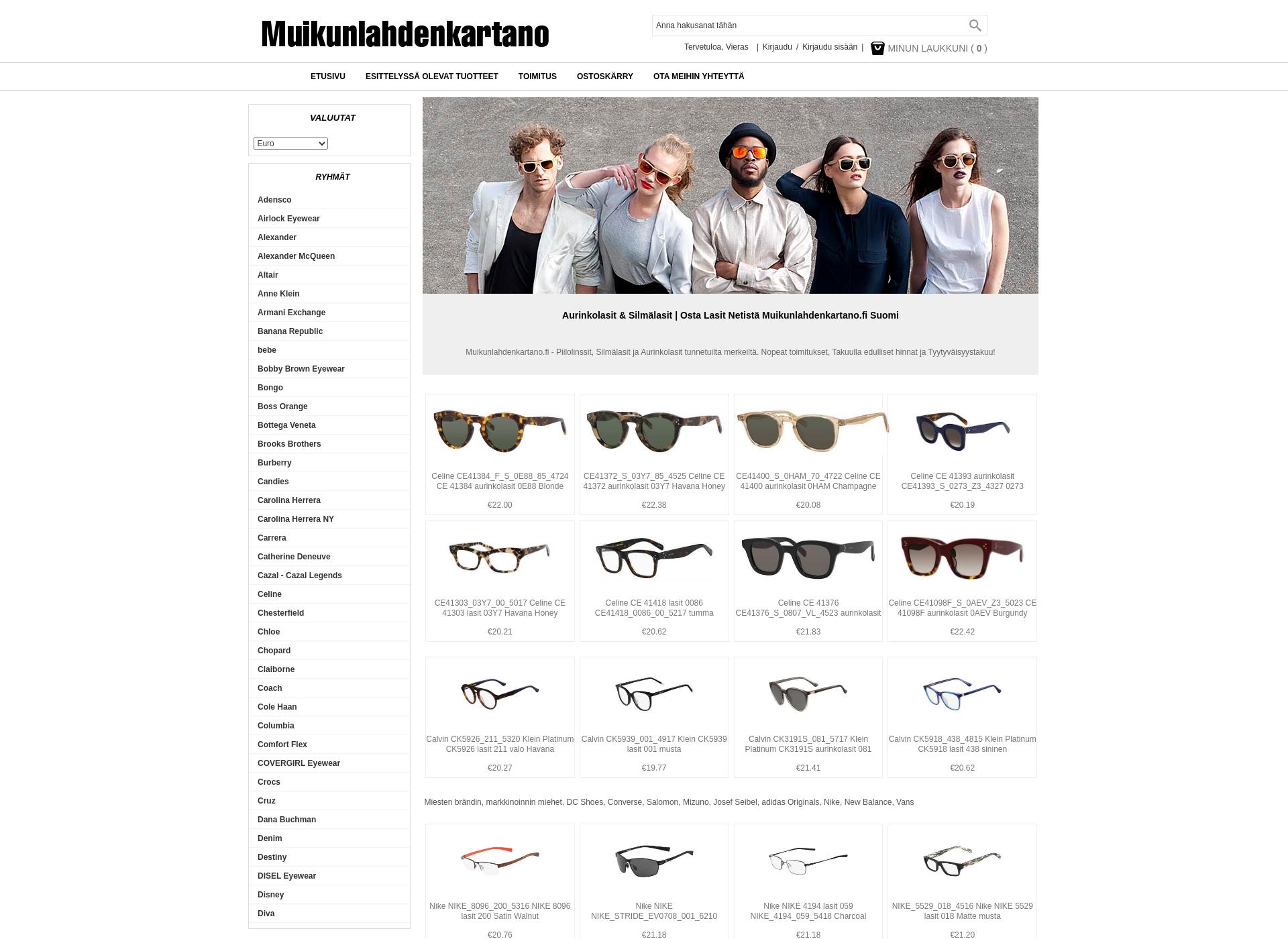 Screenshot for muikunlahdenkartano.fi