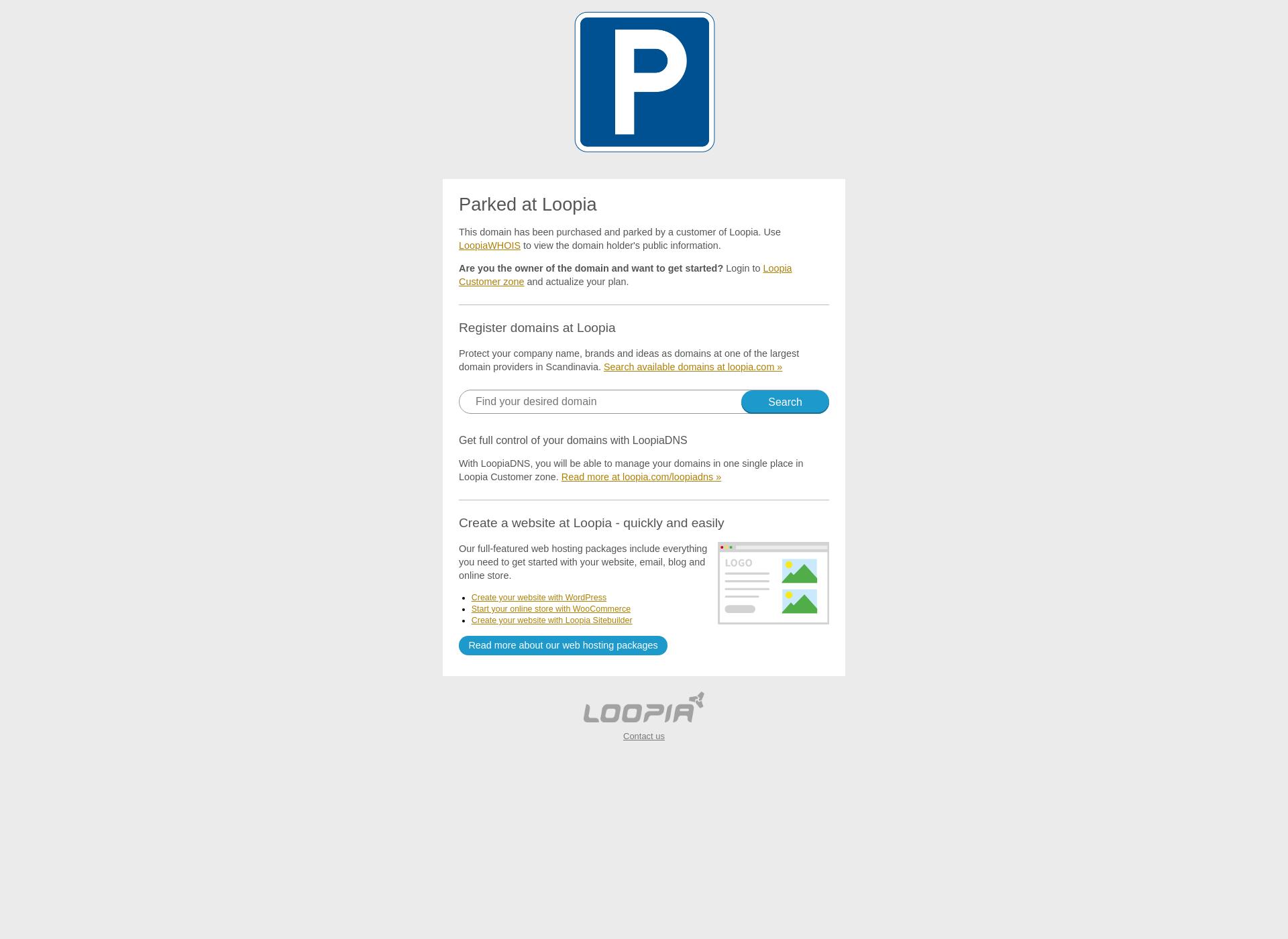 Screenshot for pfstore.fi