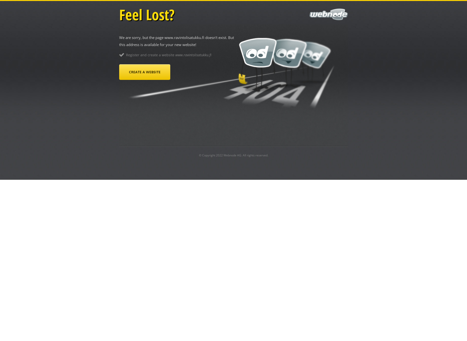 Screenshot for ravintolisatukku.fi