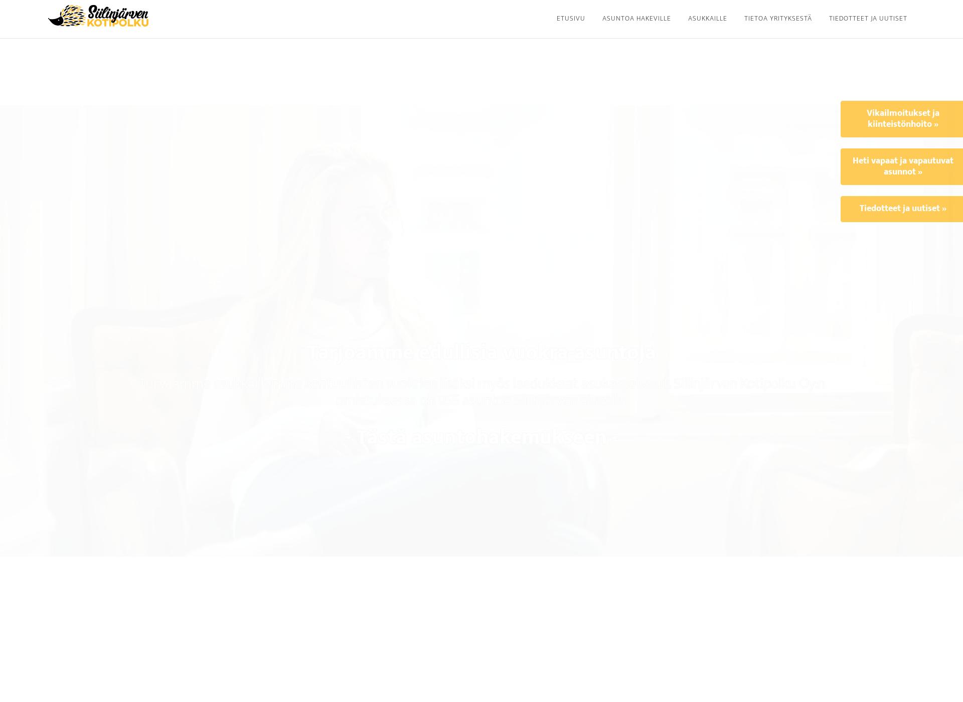 Screenshot for sjkotipolku.fi