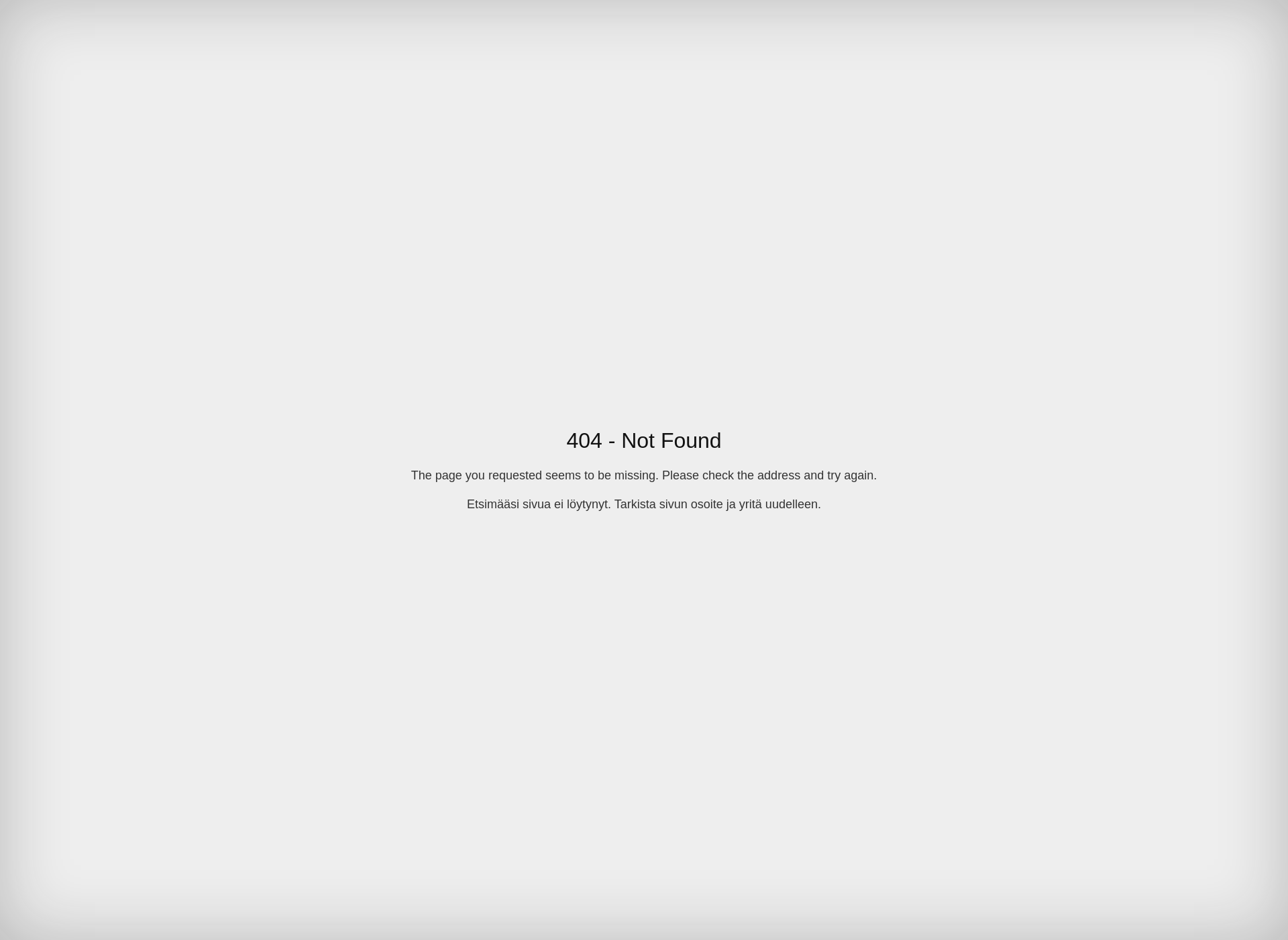 Screenshot for tilipaikka.fi