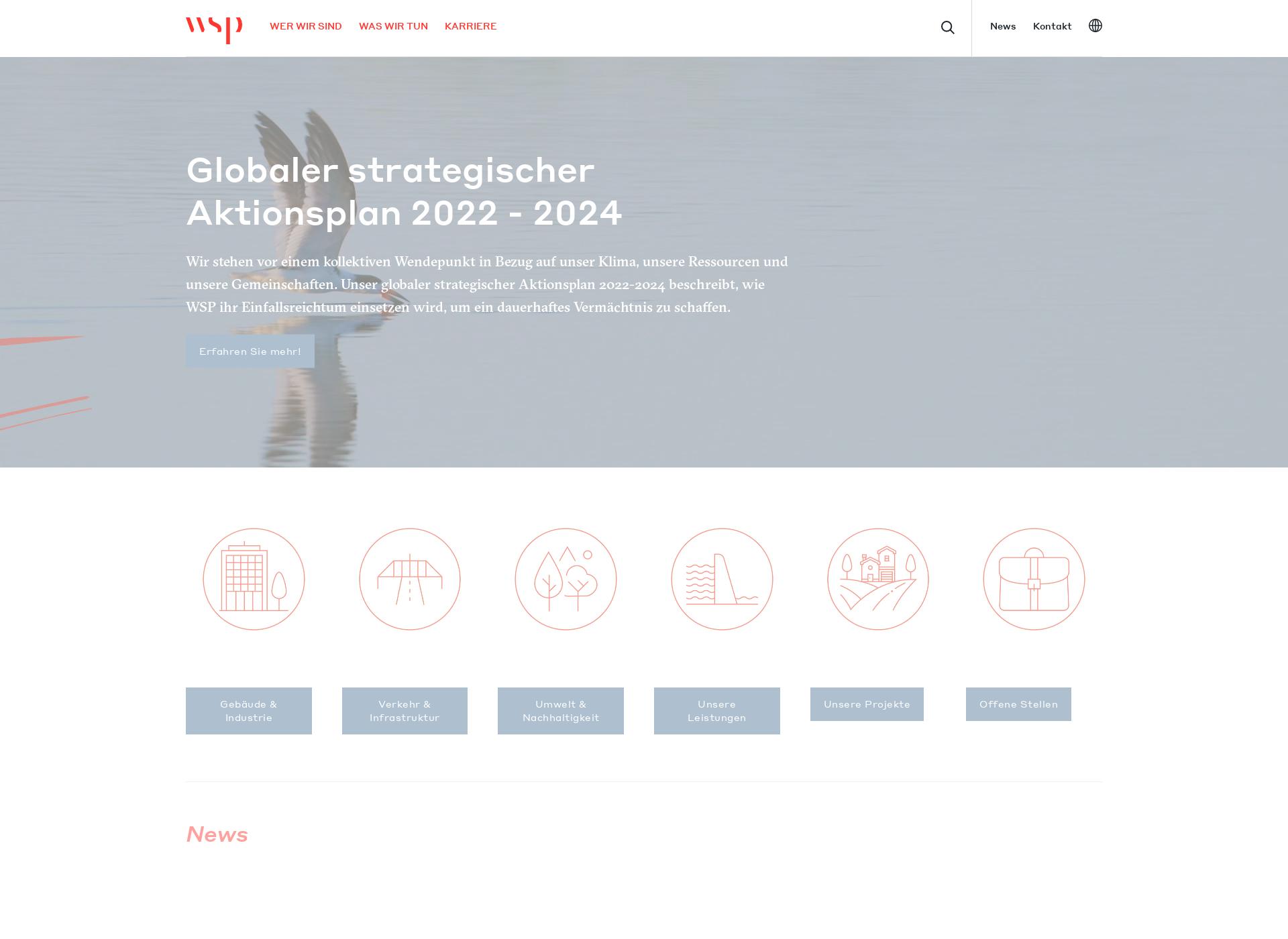 Screenshot for wsp.com
